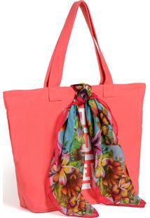 Bolsa Havaianas Shopping Bag Trendy Coral - Kanui