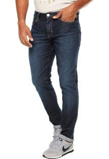Calça Jeans Cavalera Francisco Azul