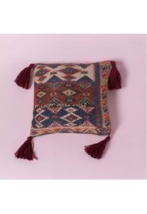 Capa De Almofada Mahi Cor: Multicolorido - Tamanho: Único