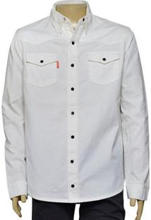 Camisa Masc Dopping 011959006 Off White