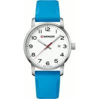 237f0aecd78 Relógio Wenger Avenue Gent Masculino - Masculino-Azul Claro