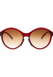 Óculos Ray Flector Buckingham 286Co Vinho