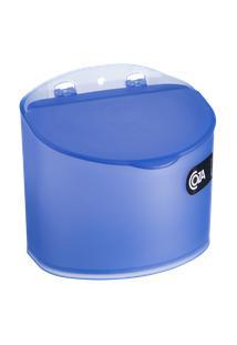 Saleiro Mix 13,5 X 9 X 12,3 Cm 500 Gr Azul Coza