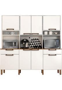 Cozinha Compacta Kit Ímola - Branco