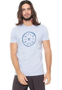 Camiseta Billabong Rotohand Azul