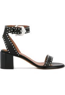 Givenchy Sandália Elegant 60 - Preto