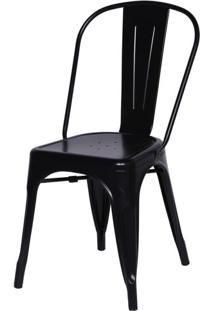Cadeira Iron Preta - 24863 - Sun House