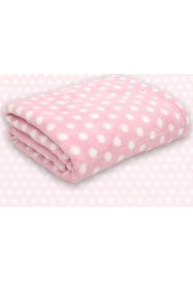 Cobertor Bebê Microfibra Baby Estampa