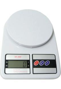 Balança Digital De Cozinha B Max Até 10Kg Sf-400 Branco
