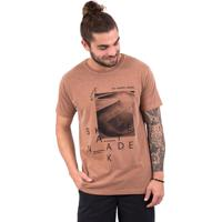 6da8004d05 Camiseta Limits Laundry Skate Pool Marrom