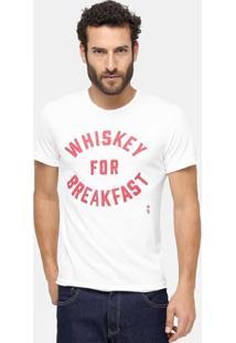 Camiseta Sérgio K. Estampada - Masculino