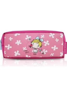 Necessaire- Estojo Jacki Design Pink