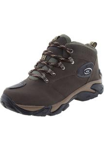 Bota Masculina Adventure Marrom Wonder - 1054