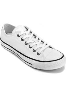 Tênis Couro Converse Chuck Taylor All Star Branco Branco - 36
