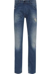 Calça Masculina Belther L.32 Pantalonic - Azul