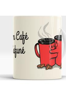 Caneca Café Ou Cafuné