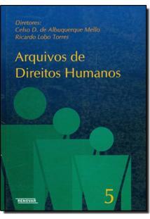 Arquivos De Direitos Humanos Volume5