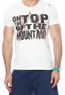Camiseta Oitavo Ato Mountain Masculina - Masculino