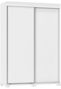 Guarda-Roupa Infantil Mustang 2 Pt Branco