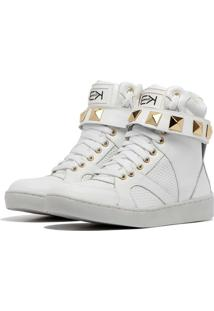 Sneaker K3 Fitness Single Branco
