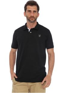 Camisa Polo New York Polo Club Slim - Masculino