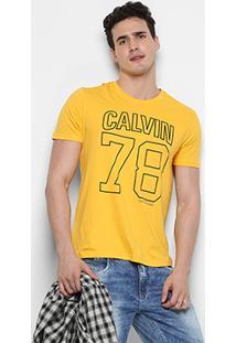 Camiseta Calvin Klein Ck 78 Masculina - Masculino