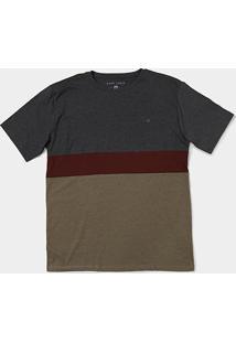 Camiseta Plus Size Hang Loose Line Up Masculina - Masculino