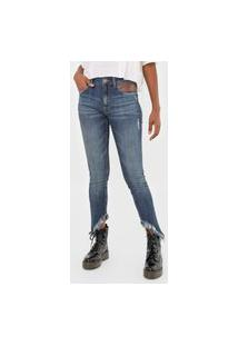 Calça Jeans John John Skinny Nogales Azul