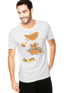 Camiseta Fashion Comics The Jetsons Branca