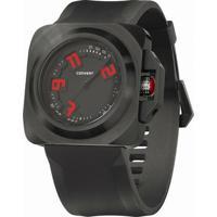 300e16fd3a5 Relógio De Pulso Converse Overtime - Masculino-Preto