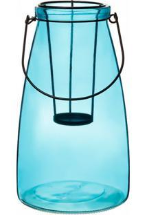 Porta-Vela Vitry Azul