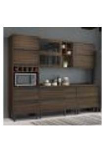 Cozinha Completa Canela 9 Pt 6 Gv Nogueira