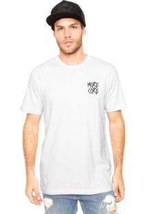 Camiseta Mcd About Values Branca