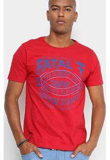 Camiseta Fatal Company Masculina - Masculino