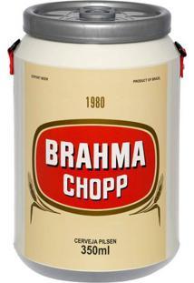 Cooler Para Bebidas Brahma Ed Histórica 1980 - 24 Latas - Cod-Dc24-Doctor Cooler