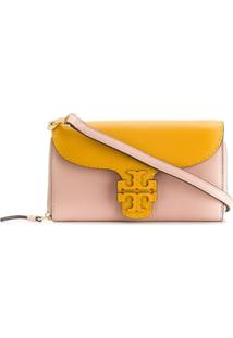 Tory Burch Bolsa Transversal Mcgraw - Neutro