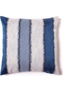 Capa De Almofada Lasanne Cor: Azul - Tamanho: Único