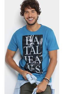 Camiseta Fatal Jeans Masculina - Masculino