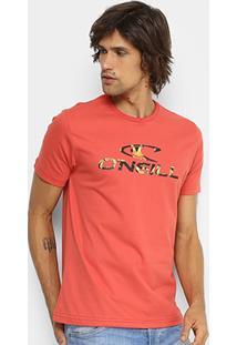 Camiseta O'Neill Est Resort Corpora Masculina - Masculino