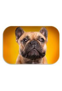 Tapete Decorativo Wevans Dog 40Cm X 60Cm Amarelo