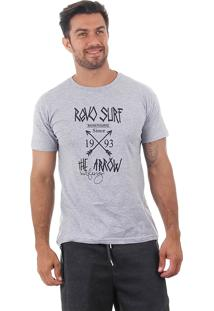 Camiseta Masculina Maidale - Pto/Cza