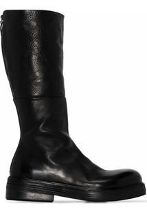 Marsèll Ankle Boot Zuccolona - Preto