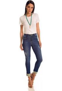 Calça Jeans Zait Skinny Tuaregue - Feminino