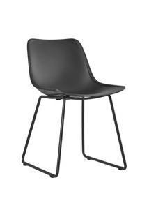 Cadeira Diana Preta Rivatti