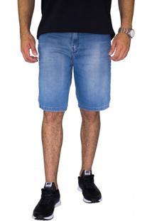 Bermuda Jeans Masculina Ellus Second Floor Elastic 19Sf889 - Masculino