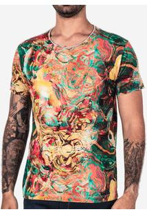 Camiseta Abstract 101750