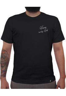 Gatíneos Mums Club - Camiseta Clássica Masculina