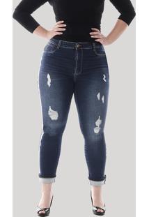 dbf6845f2 R$ 139,99. CEA Calça Cropped Jeans ...