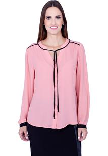 Blusa Love Poetry Lisa Rosa - Tricae