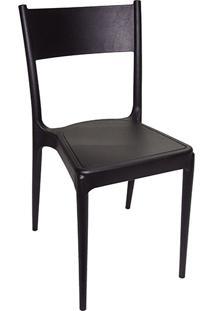 Cadeira Diana Preta - Tramontina